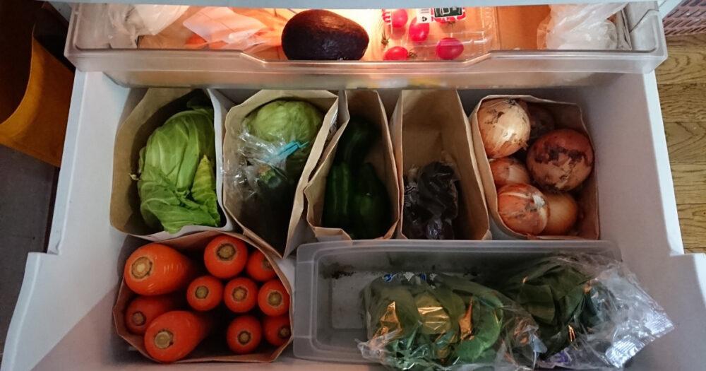 冷蔵庫がスッキリすれば気持ちも頭もスッキリ